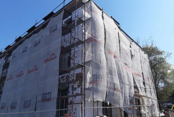 Саниране на сграда към МУ Пловдив, катедри: Съдебна  медицина, Патоанатомия, Патофизиология