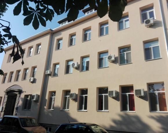 Саниране на сграда Патоанатомия, Патофизиология и Съдебна медицина – Пловдив